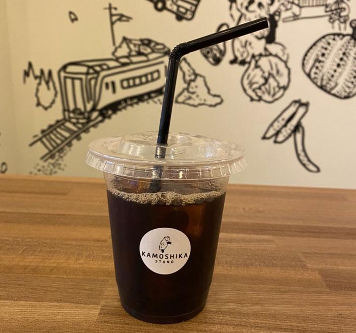 kamoshikastand coffee